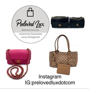 Meet your Posher, Preloved Lux Consignment